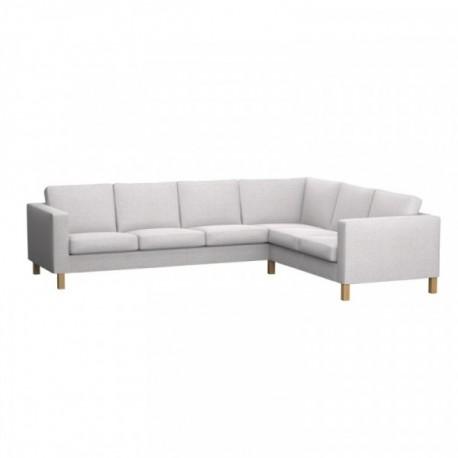KARLANDA housse de canapé d'angle 3+2 places