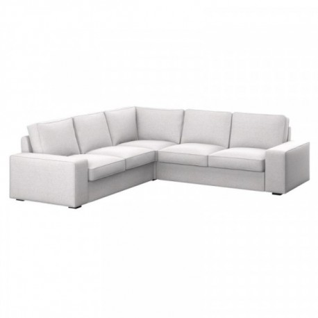 KIVIK housse de canapé d'angle 2+2 places