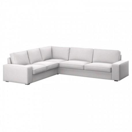 KIVIK housse de canapé d'angle 2+3/3+2 places