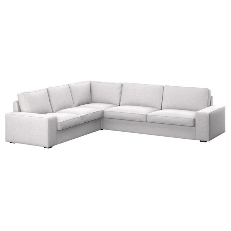 Kivik housse de canap d 39 angle 2 3 3 2 places soferia housses pour vos meubles ikea for Housse pour canape d angle