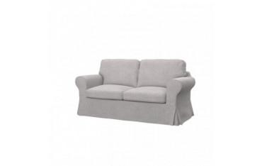 EKTORP housse de canapé 2 places