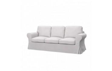 Boutique housses pour vos meubles ikea soferia for Housse canape ektorp 3 places