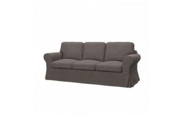 IKEA EKTORP housse canapé convertible 3 places