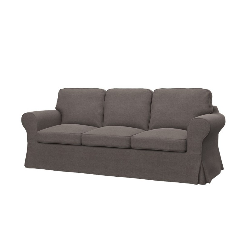 Ikea ektorp housse canap convertible 3 places soferia for Housse canape 3 places