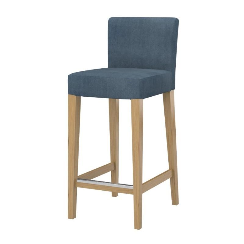 Ikea henriksdal housse pour tabouret bar avec dossier - Housse de tabouret de bar avec dossier ...