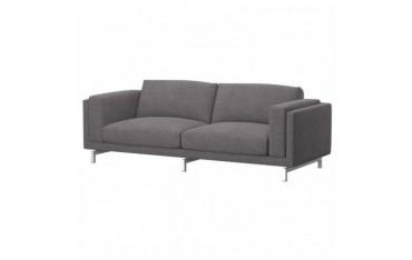 IKEA NOCKEBY housse de canapé 3 places