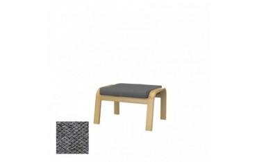 IKEA POANG housse repose-pieds