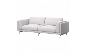 NOCKEBY housse de canapé 3 places