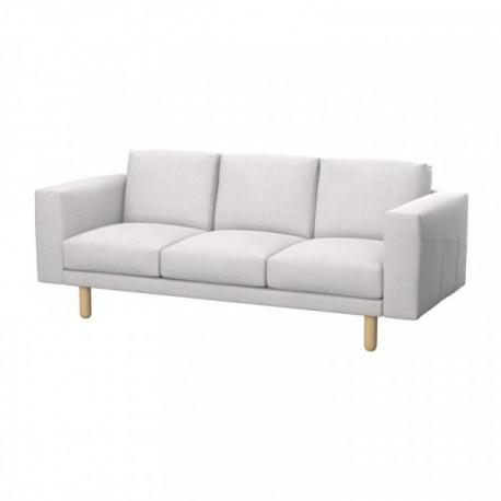 NORSBORG housse de canapé 3places