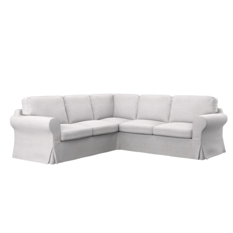 Ektorp housse de canap d 39 angle 2 2 places soferia for Housse de canape convertible 2 places