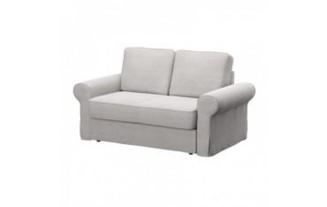 IKEA BACKABRO housse canapé convertible 2 places