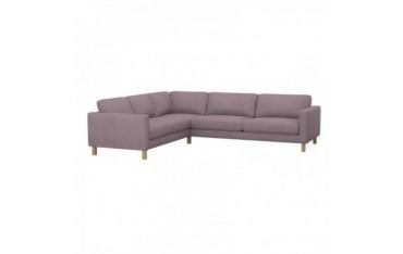 IKEA KARLSTAD 2+3 / 3+2 housse de canapé d'angle