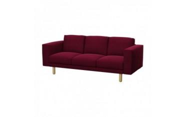 IKEA NORSBORG housse de canapé 3places