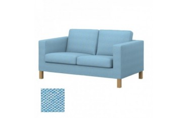 KARLANDA housse de canapé 2 places